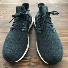 "RARE Adidas UltraBoost 3.0 ""Dark Green"" Mens Size US 11.5 UK 11 - S82024"