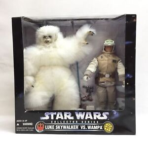 Star Wars Luke Skywalker vs. Wampa Rebel Alliance Kenner