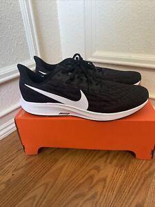 Nike Air Zoom Mens 18 Pegasus 36 TB Black Running Shoes BV1773-004 No Box Lid