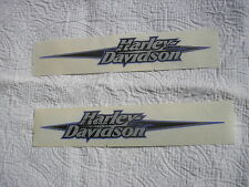 2 Harley FXDL Dyna Lowrider Twin Cam OEM Tank Decals Part 13467-09 13468-09 Pair