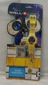 Disney Pixar Wall-E LCD Watch - Sealed!