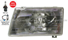 Peterbilt 377 385 375 Headlight with Adjusters- Driver Side
