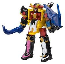 "Power Rangers Ninja Steel Deluxe Megazord - Compatible with 5"" Figures"