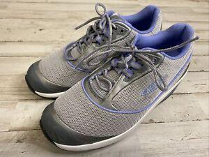 MBT FORA 400212-19 Women Gray Toning Fitness Walking Shoes SIZE US 7 W/box