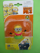 ILLUMINATION PRESENTS DESPICABLE ME 3 *HULA DAVE* DETAILED POSEABLE FIGURE 4+