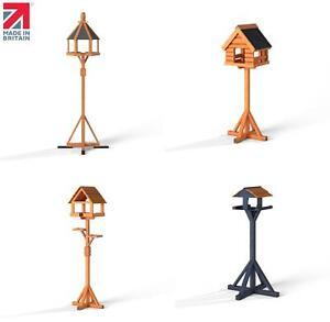 Award Winning Bird Tables Hand Built in the UK