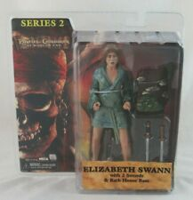 NECA Reel Toys Pirates of the Caribbean At World's End Elizabeth Swann Figure