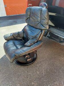 Ekornes Stressless Leather Reclining Chair