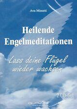 HEILENDE ENGELMEDITATIONEN - Ava Minatti - 2 x CD SET - NEU