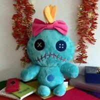 "Cartoon Lilo and Stitch Scrump Plush Toy Stuffed Doll 30cm/12"" Kids Gift Xmas"
