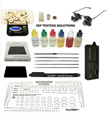 Gold Acid Testing Kit Electronic Diamond Tester DWT oz Digital Test 14K  Silver