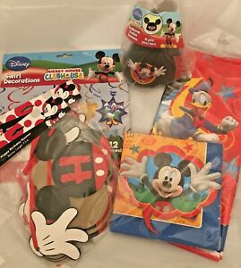 Disney Mickey Mouse Birthday Pack