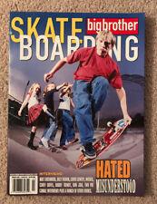 Big Brother Skateboarding Magazine #94 - November 2003