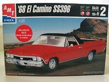 AMT / ERTL - (1968) '68 CHEVROLET EL CAMINO SS396 (SS 396) - MODEL KIT (OPENED)