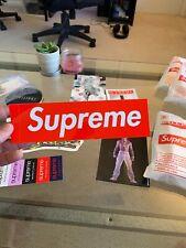 Supreme Bogo Sticker 100% Authentic
