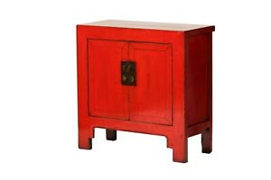 Vintage Chinese Medium Cabinet from Shandong