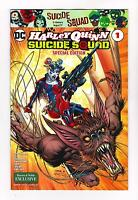 HARLEY QUINN and SUICIDE SQUAD 1 (VF/NM ) BARNES and NOBLE EXCLUSIVE SHIPS FREE