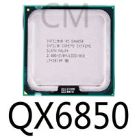 Intel Core 2 Extreme QX6850 3 GHz 8MB 1333 MHz LGA 775 CPU Processor