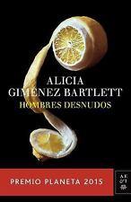 Hombres desnudos (Spanish Edition), Gimenez Barlett, Alicia, Good Condition, Boo