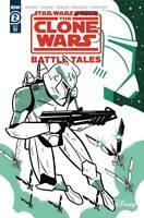 Star Wars Adventures Clone Wars #2 1:10 Var IDW Comic 1st Print NM PRESALE 6/24
