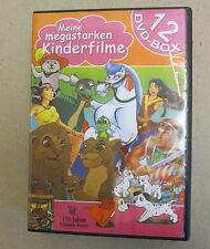 Meine megastarken Kinderfilme - 12 DVD-Box Herkules,Mulan,Casper,Dinos u.a.