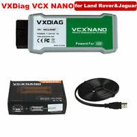 VXDIAG VCX NANO OBD2 Code Scanner Software SDD V159 With Multi-languages