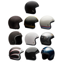 Bell Custom 500 3/4 Open Face Riding Motorcycle Helmet