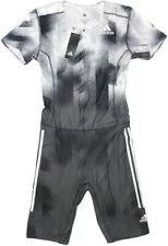 NWT adidas Men's Adizero Speedsuit Short Sleeves Track Field Running DP3944