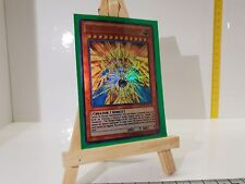 Yugioh Orica The Creator of Light, Horakhty HOLO dieux Custom Card Super Oric