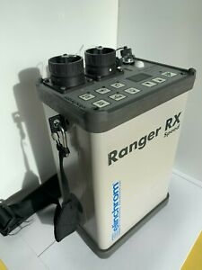 Elinchrom Ranger RX Speed Lighting Kit - body, 2 battery, 2 head, carry case,
