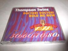 THOMPSON TWINS-DOCTOR!/HOLD ME NOW-OLD GOLD NEW SEALED CD