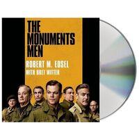 The Monuments Men  LikeNew