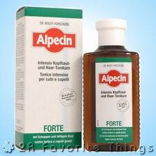 Alpecin Forte ® Tonico Intensivo per Cute e Capelli grassi contro forfora 200 ml