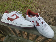NIKE AIR FORCE XXV 315122-811 White-Red 11-15-2006 US-14 UK-13 EUR-48.5 32cm