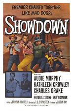 "AUDIE MURPHY"" SHOWDOWN""   DVD     1963"