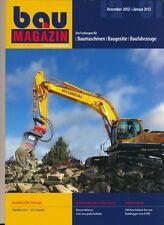 BauMagazin Dezember 2012 - Januar 2013