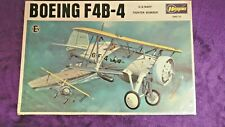Hasegawa 1:32 Boeing F4B-4 USN Fighter-Bomber Model Kit #JS-066 *PARTS SEALED*