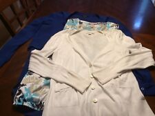 Women's Banana Republic Lot Of 3 Tops Sweater Size M And S