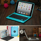 Foldable Wireless Bluetooth Keyboard Stand Flip Case Cover For iPad Mini 1 2 3