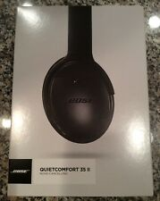BOX ONLY Bose Quietcomfort 35 II Noise Cancelling Wireless Headphones Black NEW