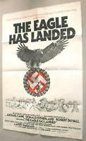 Filmplakat,PLAKAT ,THE EAGLE HAS LANDED,MICHAEL CAINE,DONALD SUTHERLAND#22