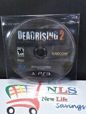 PS3 Dead Rising 2 NO CASE #MANDY