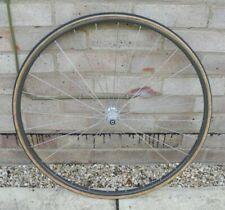 Mavic 650C lopro front wheel, vintage cycling