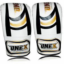 MMA Adult Kick Boxing Gloves Gym Training Pad Punch Bag Fight Target Focus Mitt