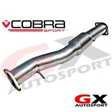 MT34 Cobra Sport mitsubishi evolution X (10) 08-13 ALTO FLUSSO SPORTS CAT Catalizzatore