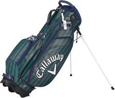 Callaway Golf Men's Stand Caddy Bag STYLE STRIPE 9 x 47 inch 3.2kg Navy 5118357