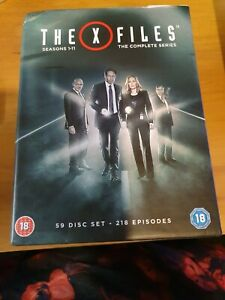 The X-Files Complete Series 1-11. DVD BOX SET. TV SERIES