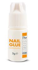 THE EDGE NAIL TIP ADHESIVE GLUE 3g gram  super strong false **UK SELLER**
