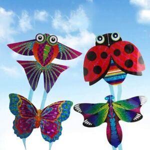Aircraft Mini String Flying Kites Toy Children Gift Outdoor Sport Fun Kids