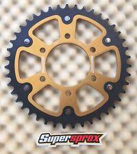 Supersprox Kettenrad Kawasaki ZX-6R, ZX600P, ZX636 Ninja, RST 478-43, #520, neu